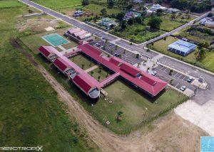 Ecole de Petit Canal - Prise de vue par drone en Guadeloupe - Aerotropix